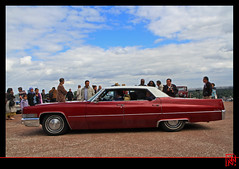 La belle Cadillac Sedan de Ville
