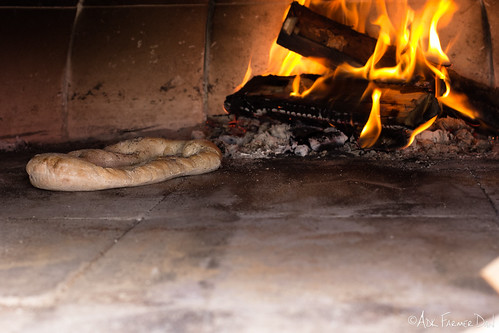 Live Fired Fougasse