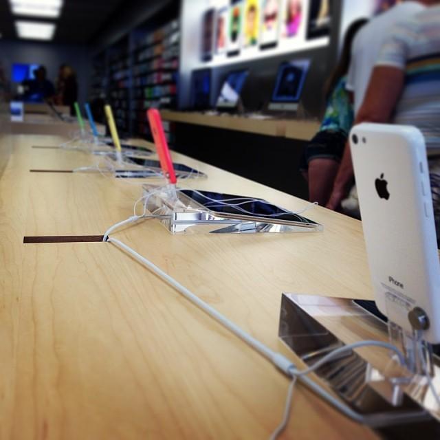 Apple Store - Los Gatos