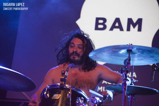 Cuello en BAM Festival