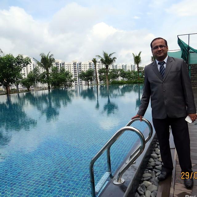Chetan Shirude at Sangria Towers, Megapolis, Hinjewadi Phase 3, Pune 411 057 on 28th & 29th September 2013
