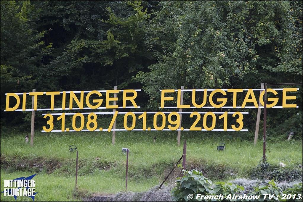 Dittinger Flugtage 2013