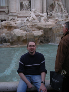 Trevi Fountain - Rome 230