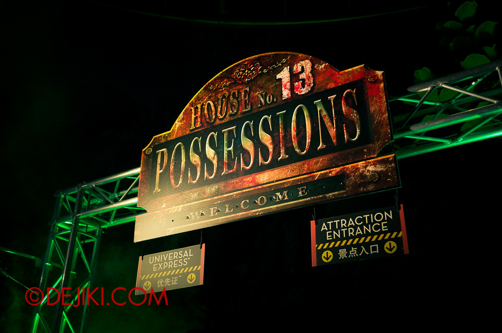 HHN3 - Possessions