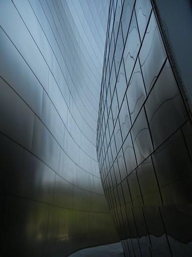 DSCN8516 _ Exterior Detail, Walt Disney Concert Hall, Los Angeles, July 2013