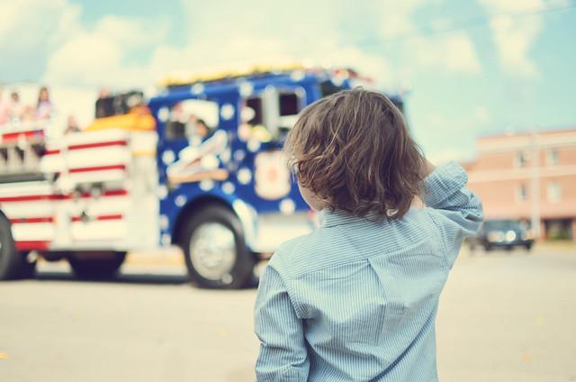 Fire Truck Parade