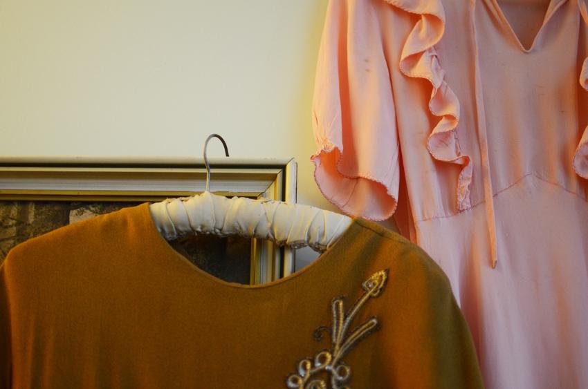 1940s-mustard-dress d