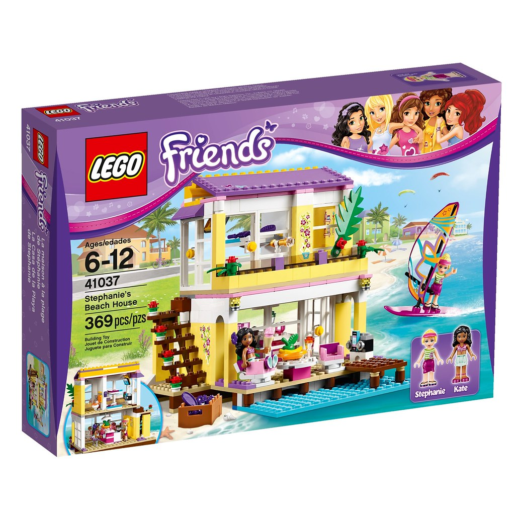 Heartlake Lego Build News Van How To Friends rxeQdCBoWE
