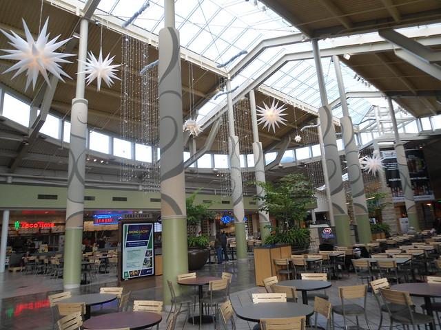 Alderwood Mall Food Court Map