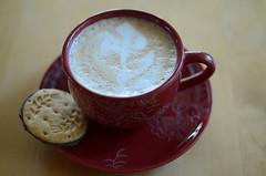cup, caf㩠au lait, food, coffee, hot chocolate, caff㨠macchiato, drink, latte,
