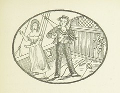 """British Library digitised image from page 245 of """"Modern Street Ballads. With ... illustrations"""""""