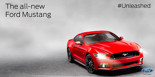 All-new Mustang Twitter Header