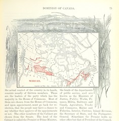 """British Library digitised image from page 87 of """"New Canadian Geography specially adapted for use in Public and High Schools"""""""