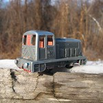 DieselDucy on the trail