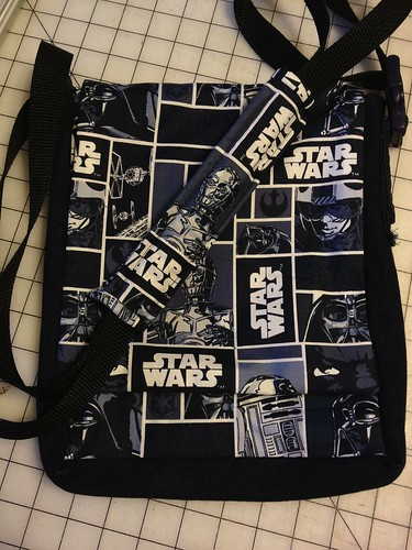 Star Wars Bookbag