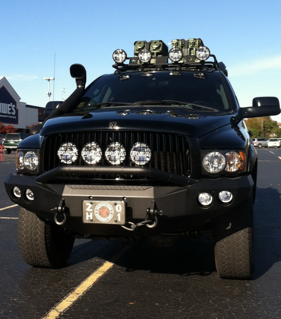 2005 Dodge Power Wagon Zombie Hunter A Featured Vehicle