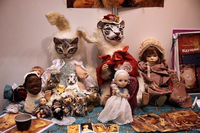 Art of doll (Moscow, december 2013) - 69