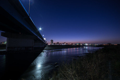 park sunset japan river tokyo nikon sigma 1020mm townscape setagaya 多摩川 世田谷 二子玉川 f456 hyogojima d3100 兵庫島公園 chicaco11