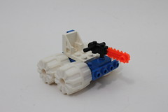 LEGO Ice Planet 2002 Ice Tunnelator (6814)