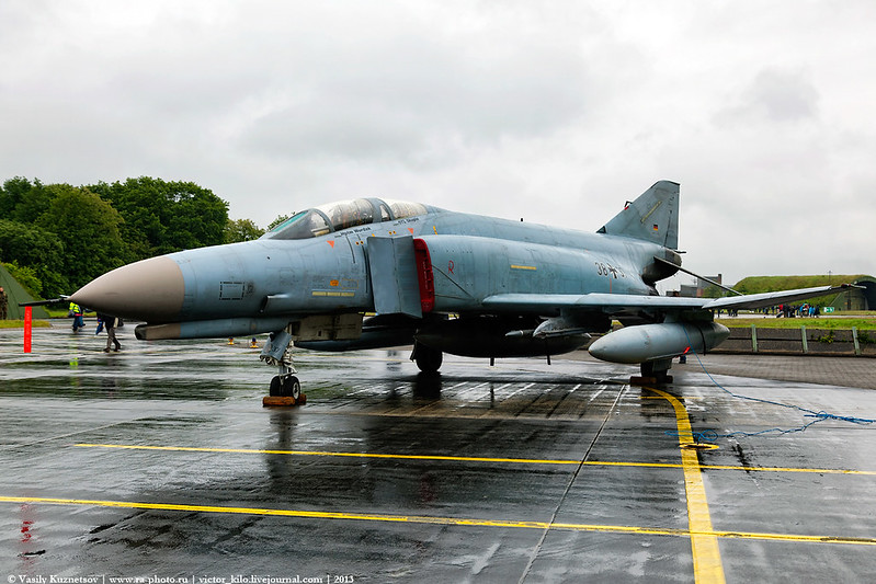 German Air Force McDonnell Douglas F-4F 38+37