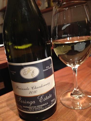 ワインはフランスの白@コンチェルト