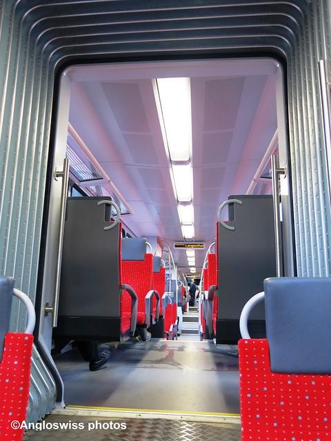 Inside Bipperlisi train