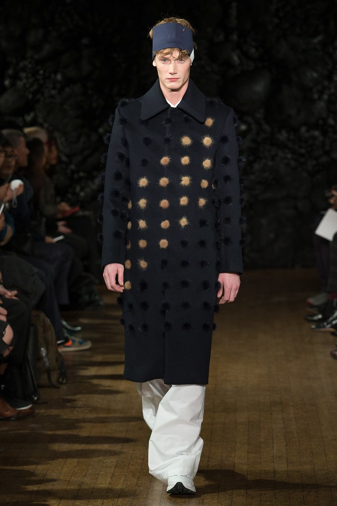 FW14 London Xander Zhou035_Malcolm de Ruiter(VOGUE)