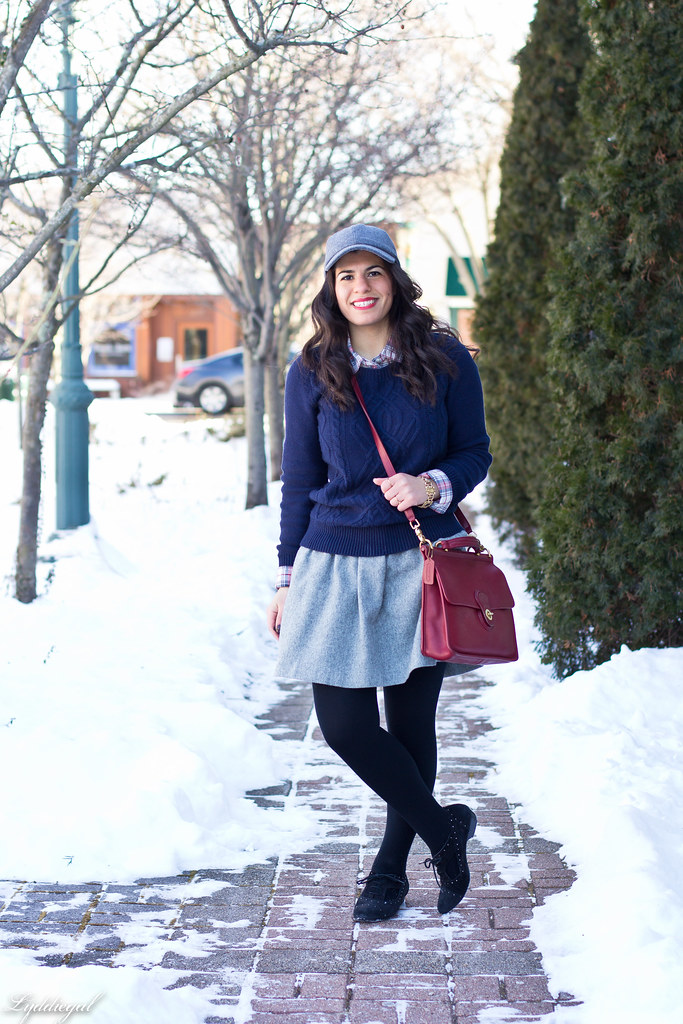 wool skirt - navy sweater-4.jpg