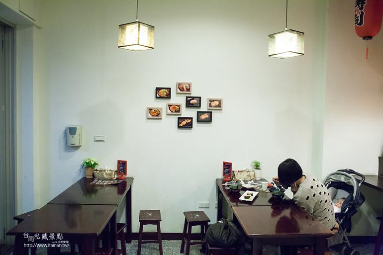 台南私藏景點--采田壽司 (4)