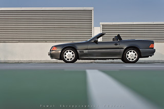 Mercedes-Benz 500 SL (R129)
