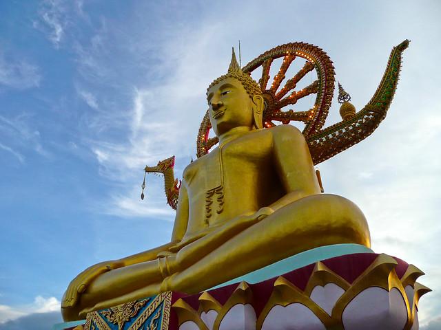 Wat Phra Yai, Koh Samui, Thailand
