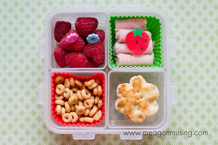Valentine Bento Lunches
