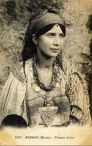 Mujeres sefarditas del norte de Marruecos