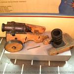Artillery of the 1848-1849 revolutionary army of Avram Iancu in Transylvania - replicas