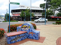 Crown Hotel and Shields Street Cairns