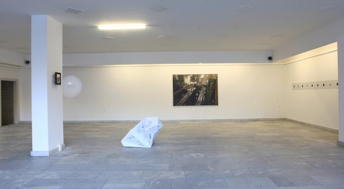 Illusionary Spaces_Installation View 2