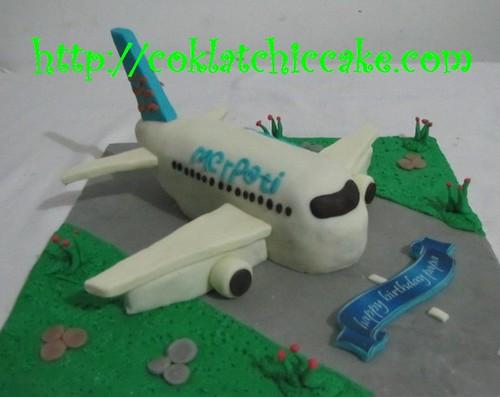 Kue ulang tahun pesawat merpati papa jual kue ulang tahun