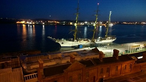Gorch Fock in Cobh. by despod
