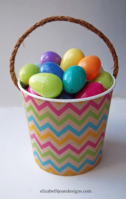 Easy DIY Easter Basket 5