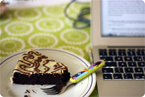 Kuchen und computer