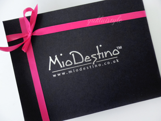 Mio Destino Lingerie review