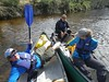 15 april canoe on the spey with mark the guide