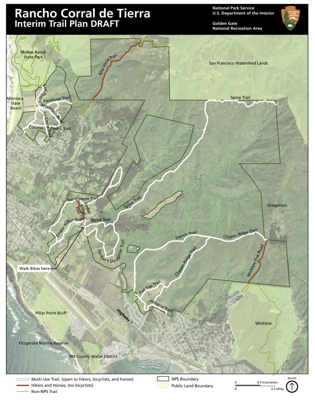 Golden Gate National Recreation Area proposes major upgrades Mtbrcom