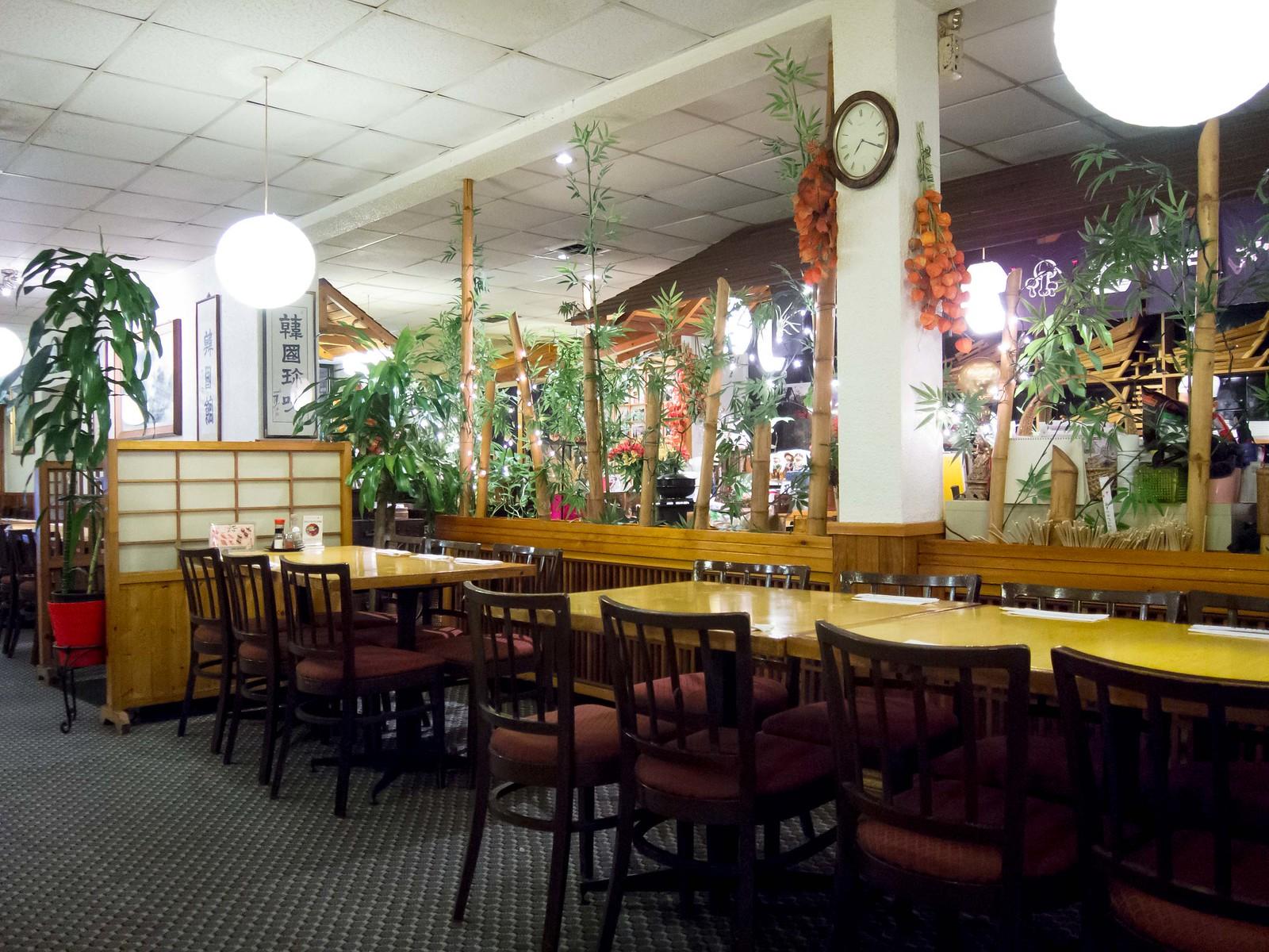 Xiaoeats toronto food korean village restaurant