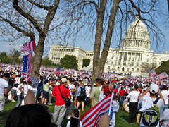 Immigration Reform Rally, Washington, DC