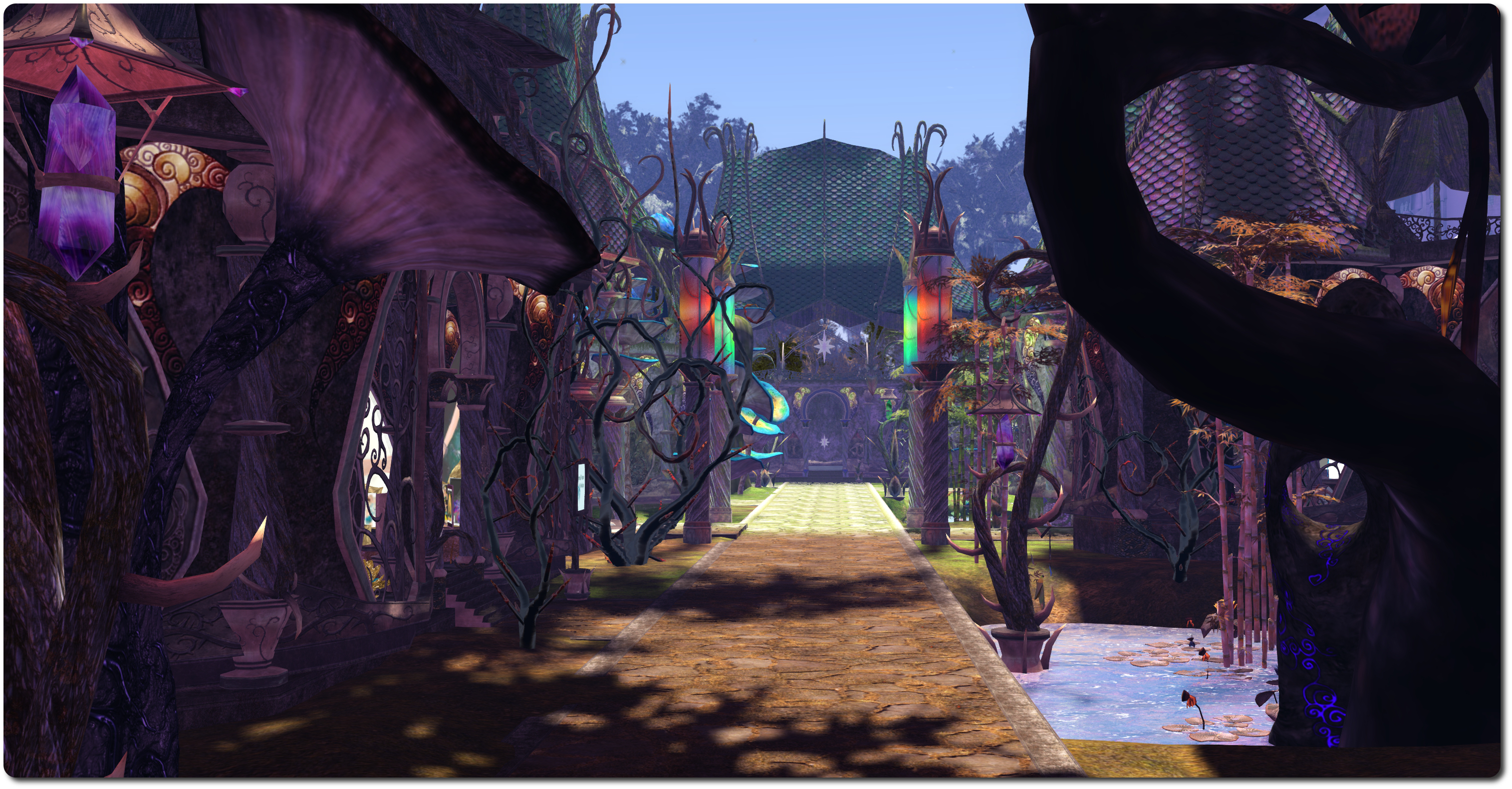 Fantasy Faire 2014: The Faery Court, Inara Pey on Flickr
