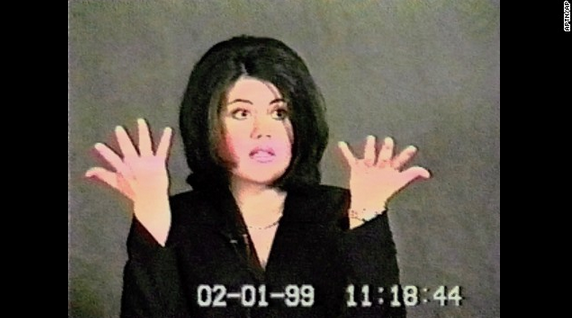 Five Reasons Why Millenials Don't Care About Monica Lewinsky