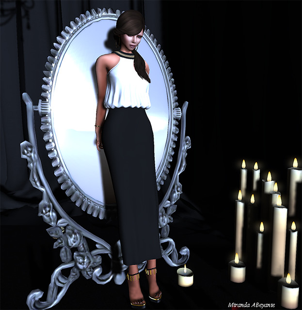 Your look my mirror