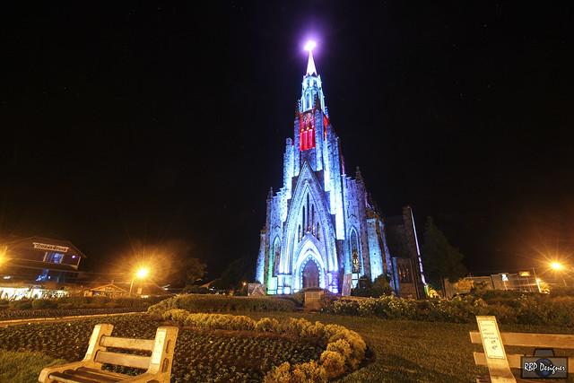 Catedral Nossa Senhora de Lourdes - Catedral de Pedra