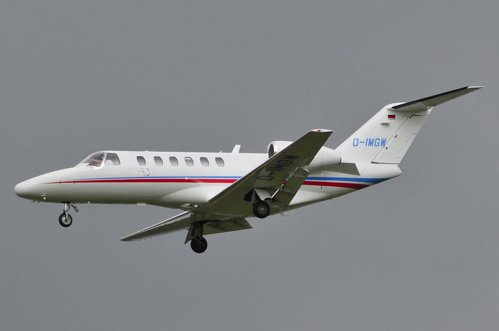 D-IMGW - C25A - Air Hamburg